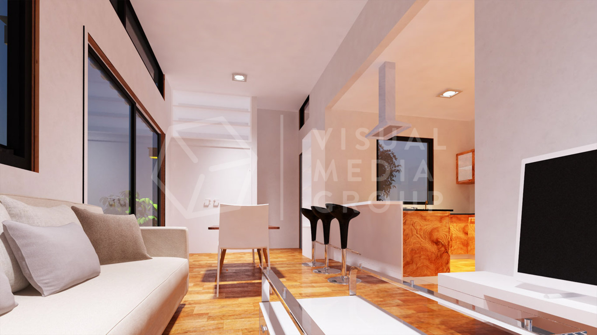 VMG 3D Interior Visual